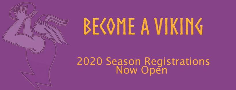 2020 Season Rego