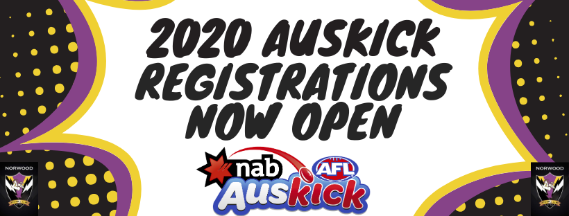2020 Auskick Registraion